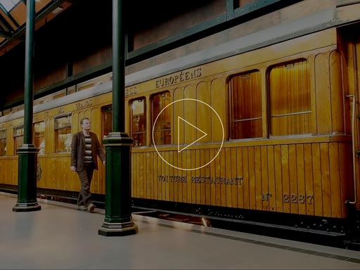 Orient Express intro video